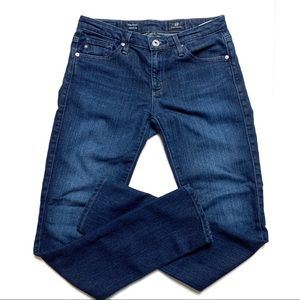 AG Adriano Goldschmeid Stilt Cigarette Jeans 26R